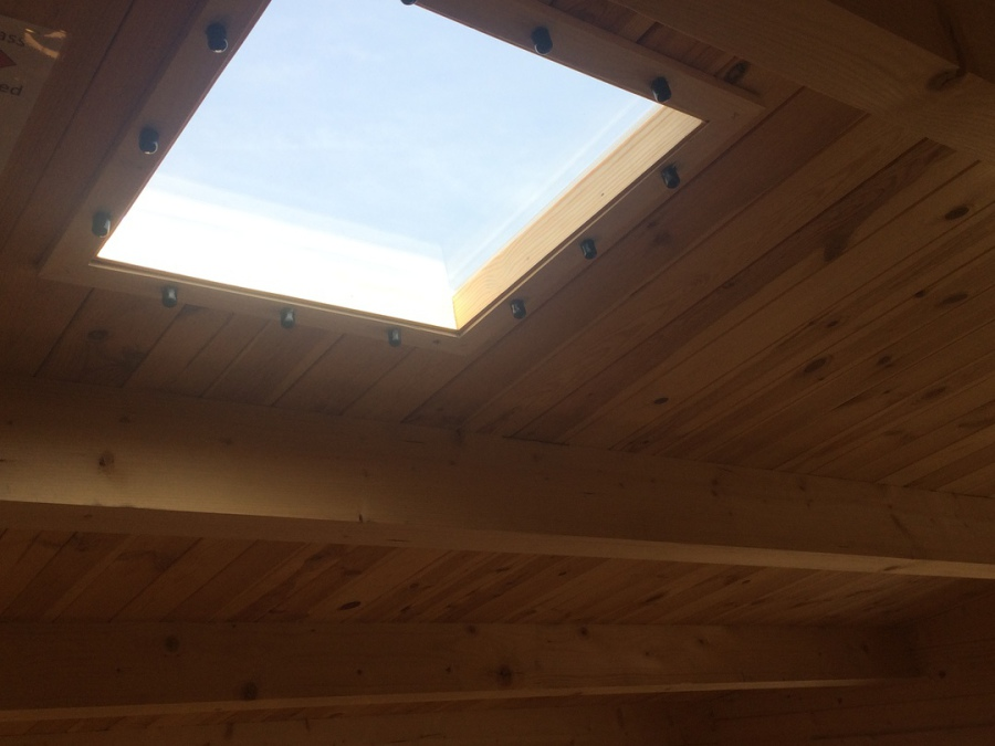 Activent Window For Shed Roofs Home