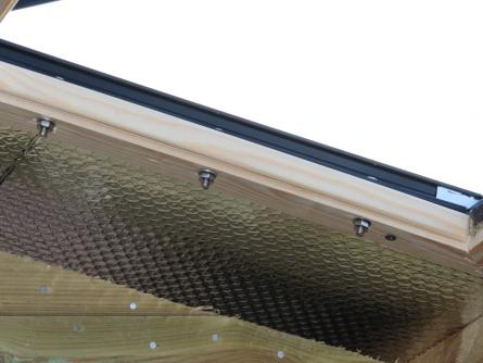 12mm Timber Deck