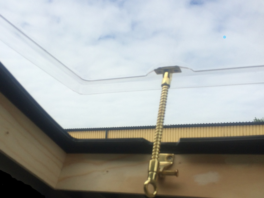 Activent Window For Shed Roofs Onduline